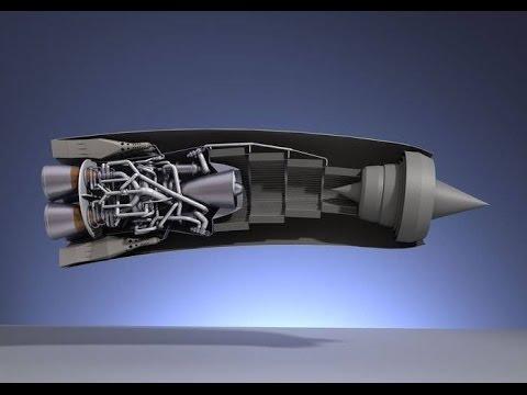 Воздушно реактивные двигатели для боевых самолётов