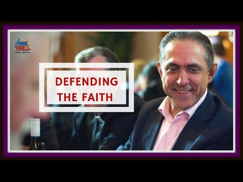 How to defend your Catholic faith without raising your Voice || Jack Valero || Catholic Voices