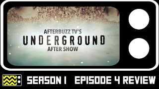 Underground Season 1 Episode 4 Review w/ Alano Miller | AfterBuzz TV