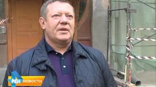 Saratov teatr Instituti ichida qurilish-ta'mirlash boshladi