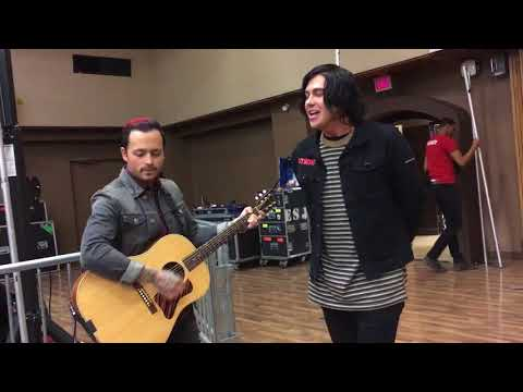 Sleeping Wit Sirens - With Ears to See and Eyes to Hear Acoustic