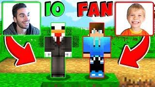 AIUTO UN FAN A COSTRUIRE UNA CASA!! Minecraft ITA