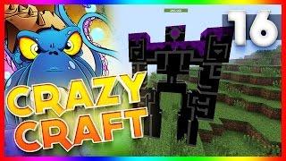 Crazy Craft 2.2 - EP 16 - VILLAGE DIMENTION  (Minecraft Modpack)