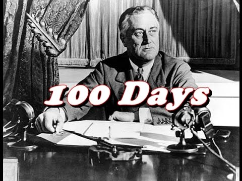 History Brief: Roosevelt's First 100 Days