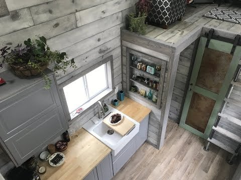 The Tiny Life! Tiny House Living in Texas