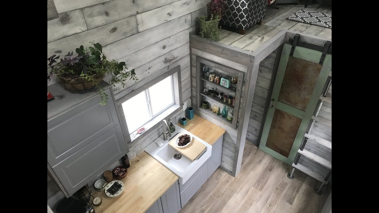 The Tiny Life House Living In Texas