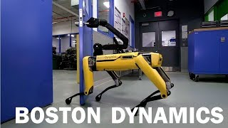 Boston Dynamics, Story and Future