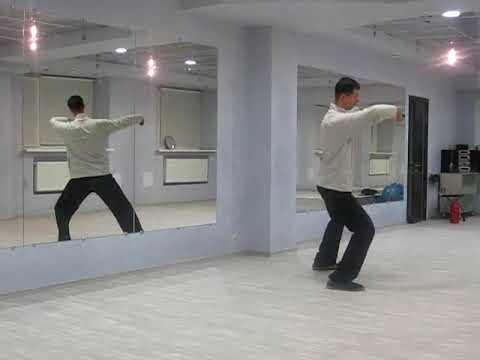 24 форма Чэньши Синъи Хуньюань тайцзицюань