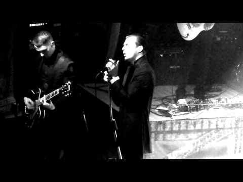 Hurts - Affair (Live in Prague 2011)