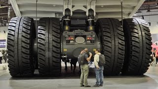 The worlds largest trucks