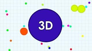 Agar.io in 3D!!!