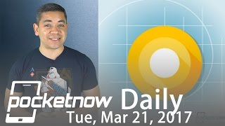 Say hello to Android O! New iPads, iPhones & more - Pocketnow Daily