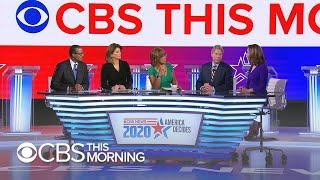 CBS News debate moderators on what's at stake in South Carolina