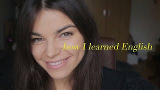 how I learned English