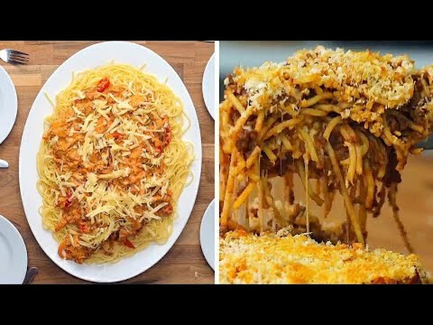 How To Make Spaghetti 12 Ways
