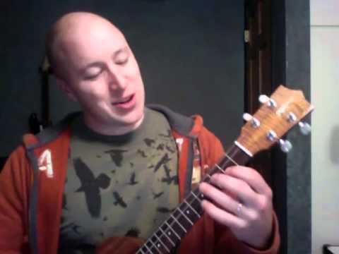 Kids- MGMT ukulele lesson Todd Downing