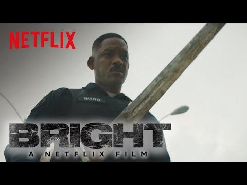 Download Youtube: Bright   San Diego Comic-Con   Netflix