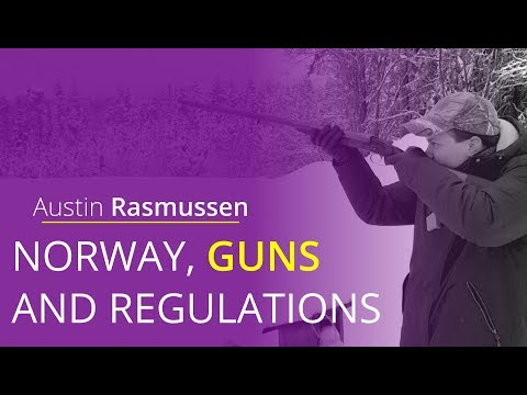 A message from Norway | Guns and regulations