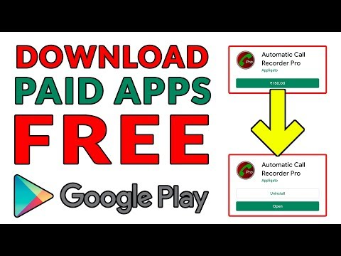 How To Download/Install Paid Android Apps For Free 100% 2019