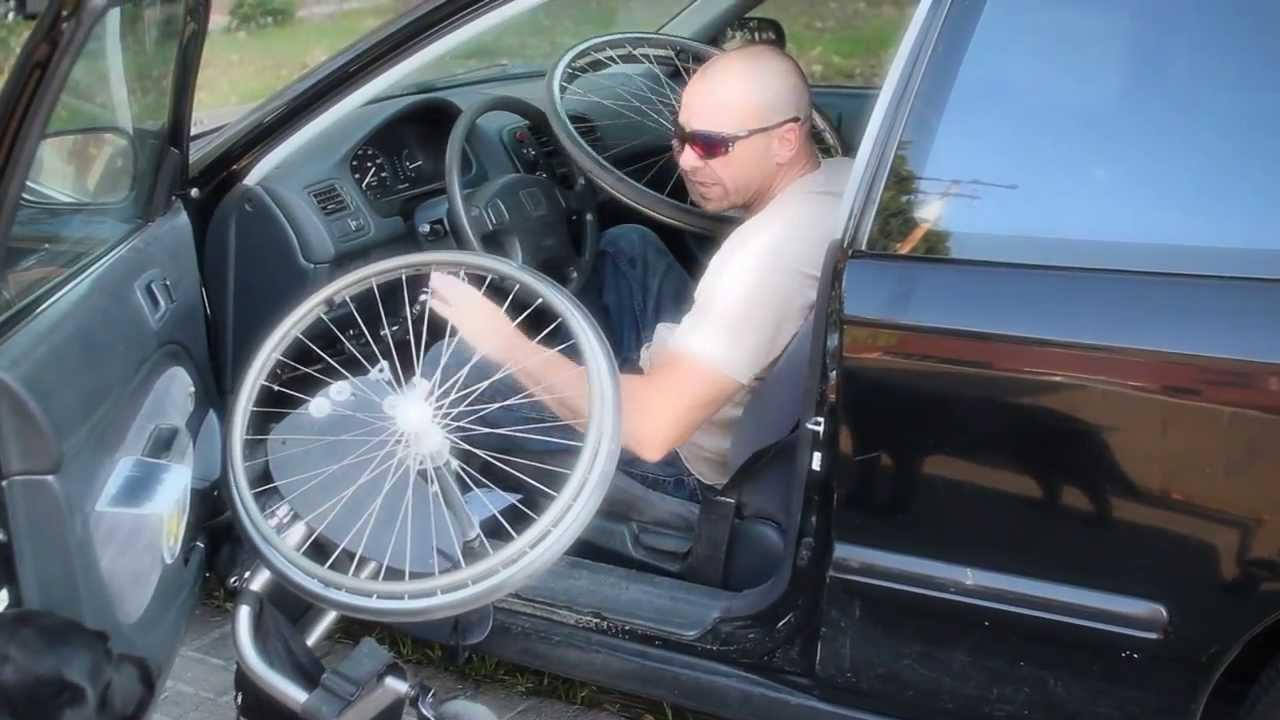 Wheelchair Transfer To Car Awesome Tips By Mad Martini