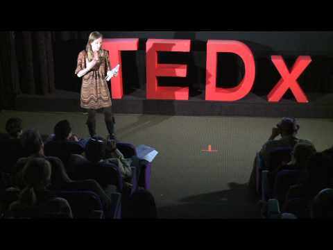 The Power of Writing: Rebecca Wallace-Segall at TEDxDESA