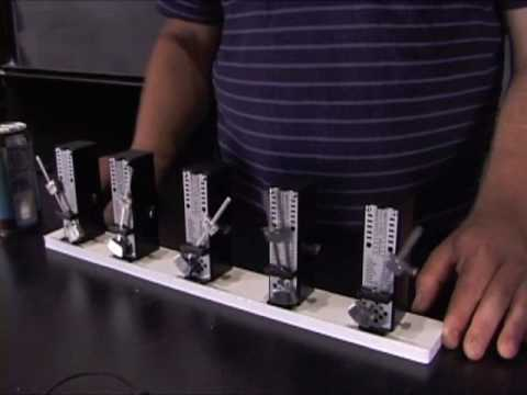 Synchronization of Metronomes