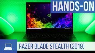Razer Blade Stealth 2019 im Hands-On - der perfekte Mix für Gaming und Büro?