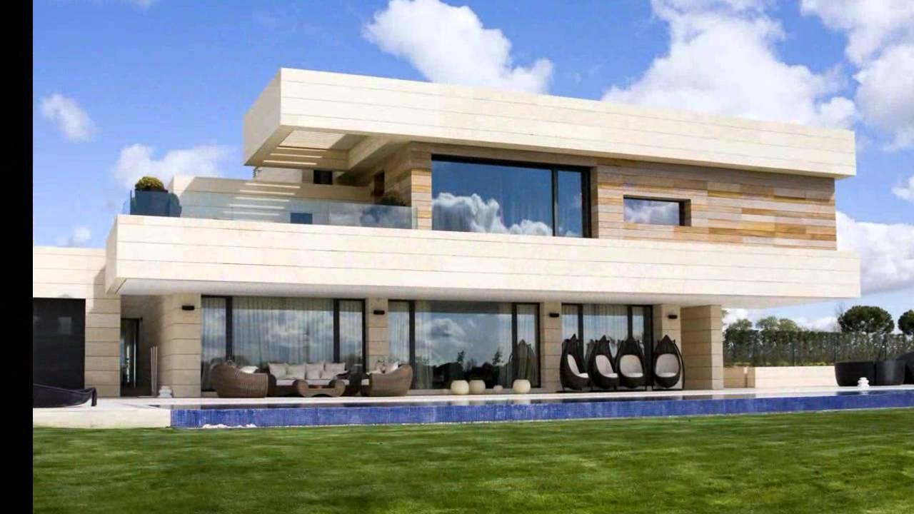 Dise os de casas modernas grupo mera youtube - Diseno de casas modernas ...