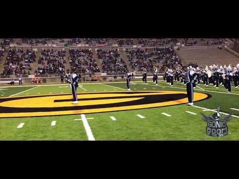 Jackson State University Vs. Grambling State University Halftime 2017