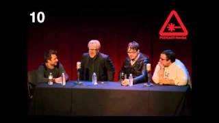 Nerdist Podcast #10 Live with Adam Savage Excerpt