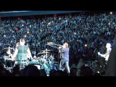 U2 - Pride (In The Name Of Love) LIVE [HD] 5/24/17 Houston