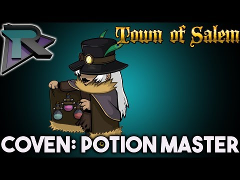 COVEN DLC - POTION MASTER - TOWN OF SALEM COVEN DLC