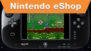 Nintendo eShop - Mega Man 7 on the Wii U Virtual Console