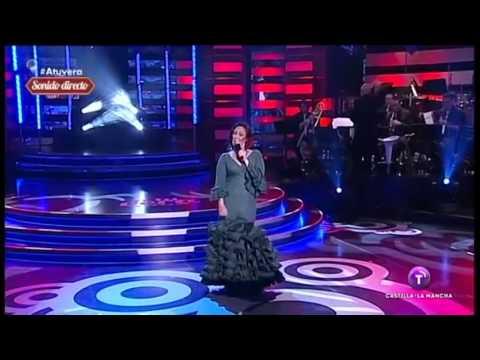 A Tu Vera. Actuación de Mari Luz. 19.04.15