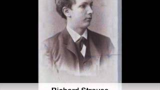 Richard Strauss: Suite in B Flat op.4 - Praeludium (I)