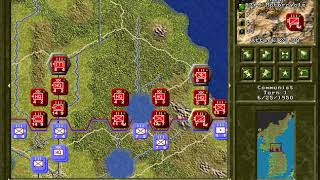 🎮 Let's Test / Gameplay ++ The Operational Art of War I One 1 1939 - 1955 ++ Korea incl old Sound