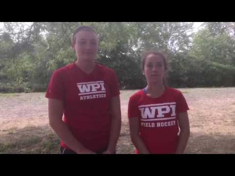WPI Field Hockey Post-Game Interview