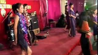 Mizo Nula Fashion Show (Mizo Girls - Traditional New Design)