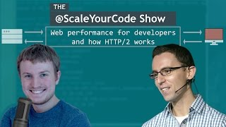Web performance for developers and how HTTP/2 works with Ilya Grigorik