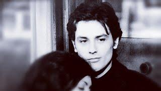 Alain Delon - I'm just a song ('Je ne suis qu'une chanson' by Bruno Pelletier) with lyrics