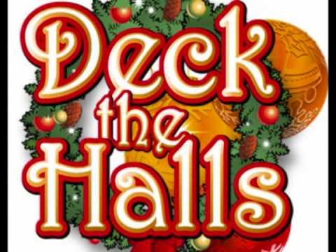 Deck The Halls Deutsch