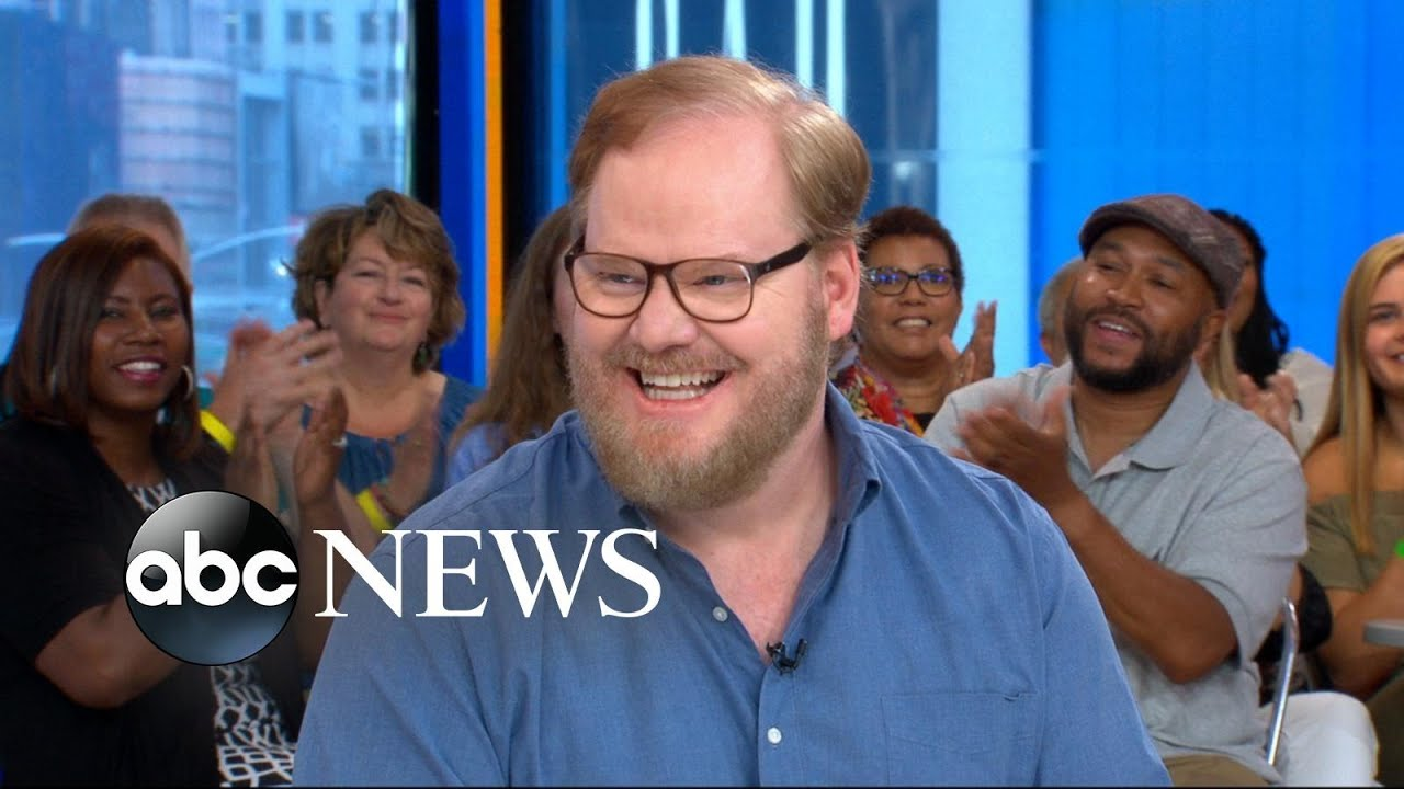 Comedian Jim Gaffigan had to negotiate with his kids on Father's Day