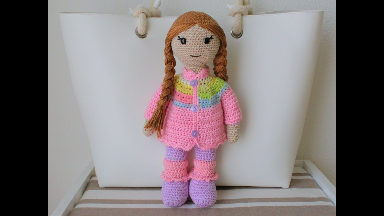 Puppe Pdf Häkelanleitung Youtube