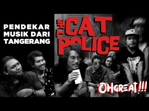 THE CAT POLICE : KITA MENGUSUNG ALIRAN BLUES ULER SAWAH