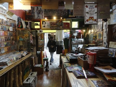 Massive International: a Reggae Merchandise Specialist shop in Camden Lock Market, London since 1989