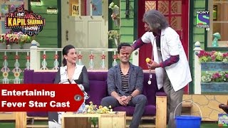 Dr. Mashoor Entertains Fever Star Cast - Gauahar Khan, Rajeev Khandelwal