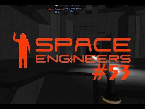 Space Engineers - 53 - Hangars & Custom URL