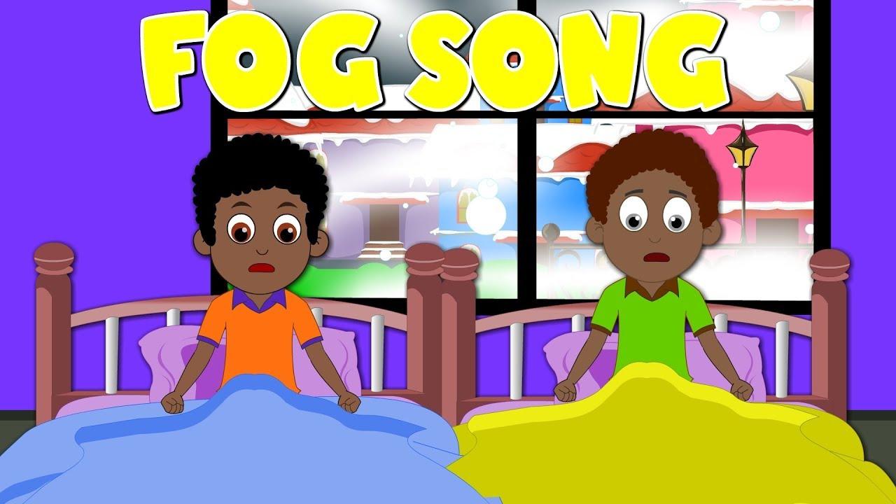 FOG SONG - Amharic kids songs - ጭጋግ - የመዋዕለ ሕፃናት ዘፈን