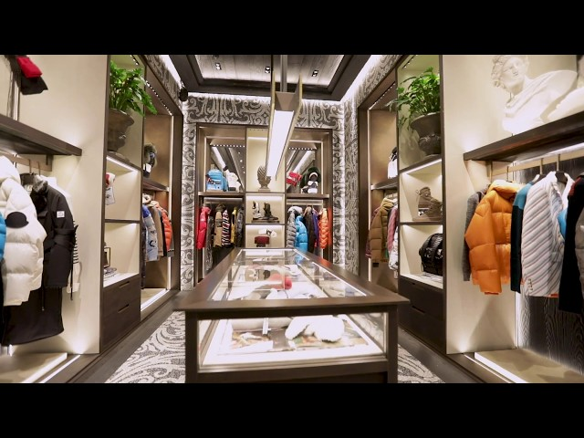 MONCLER NEW STORE OPENING | MILAN MONTENAPOLEONE