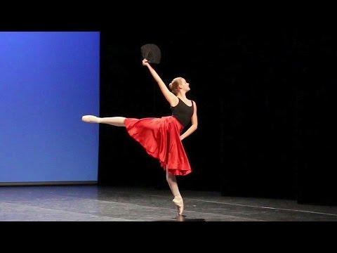 Danse classique filles II - Variations du répertoire / Conservatoire de Paris (ballet girls)